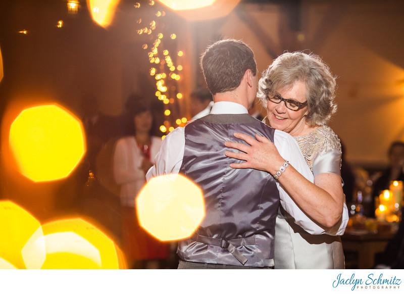 Mother son dance Mountain Top Inn