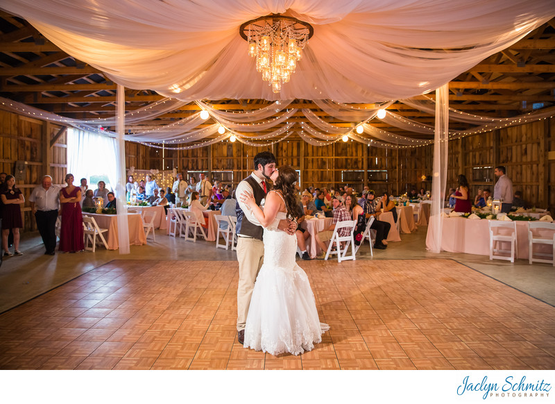Franklin County Field Days wedding photos