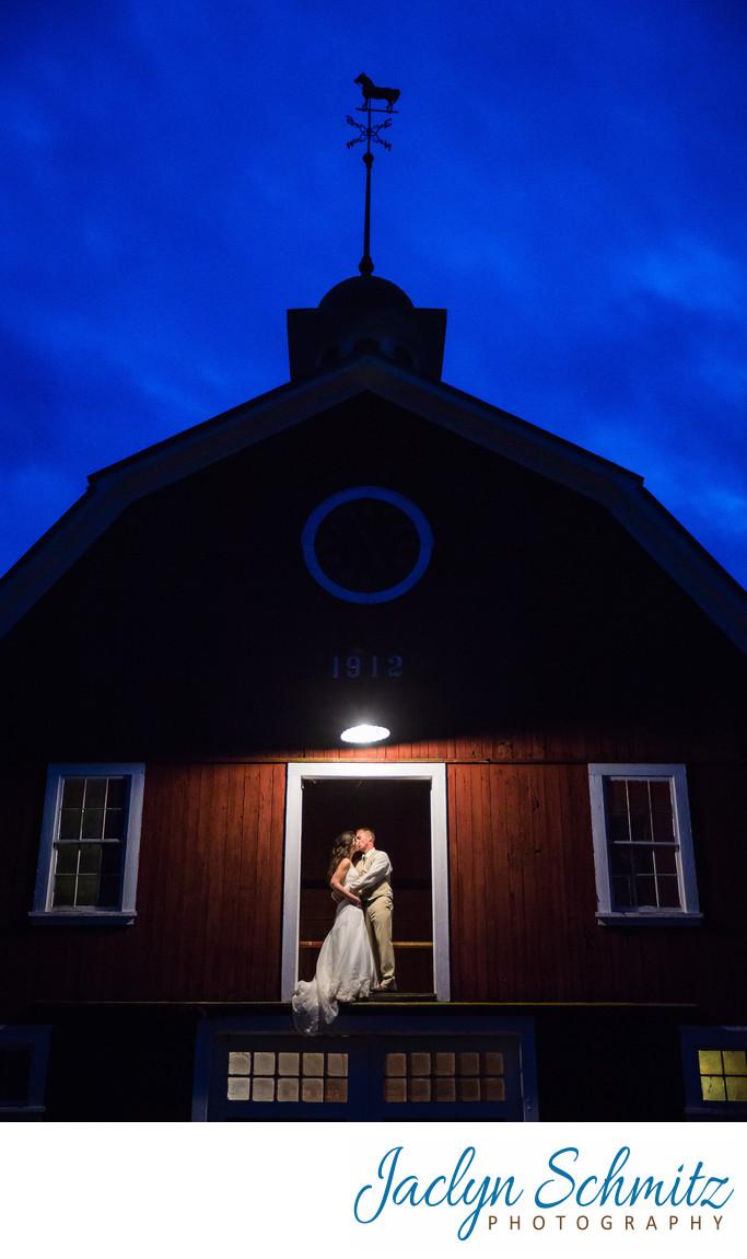 Inn at Mountain View Farm wedding photographers