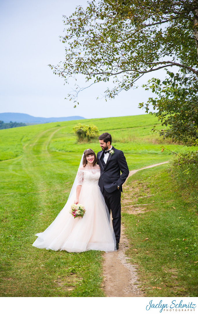 East Burke VT wedding photographer