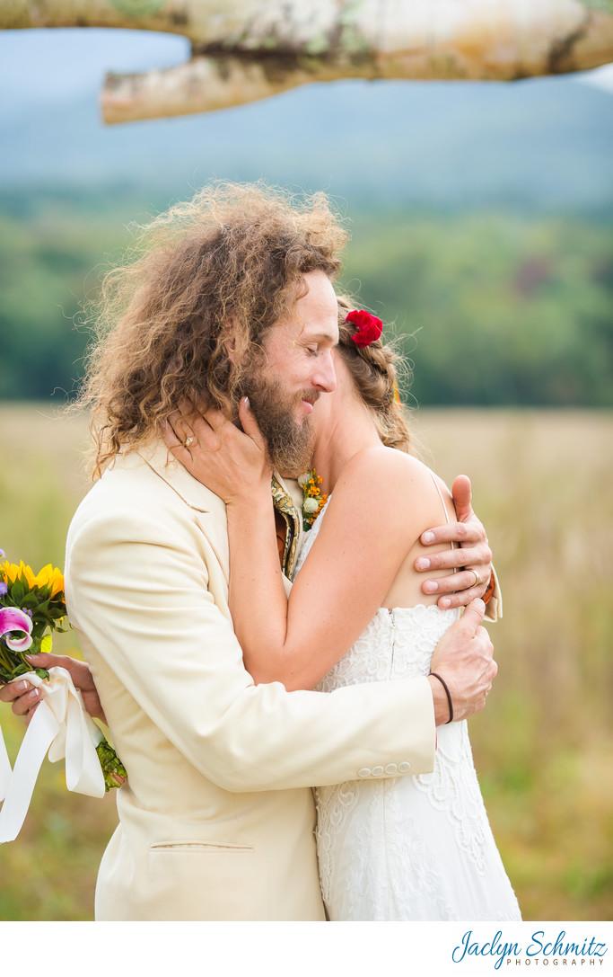 Smuggs Barn Wedding VT