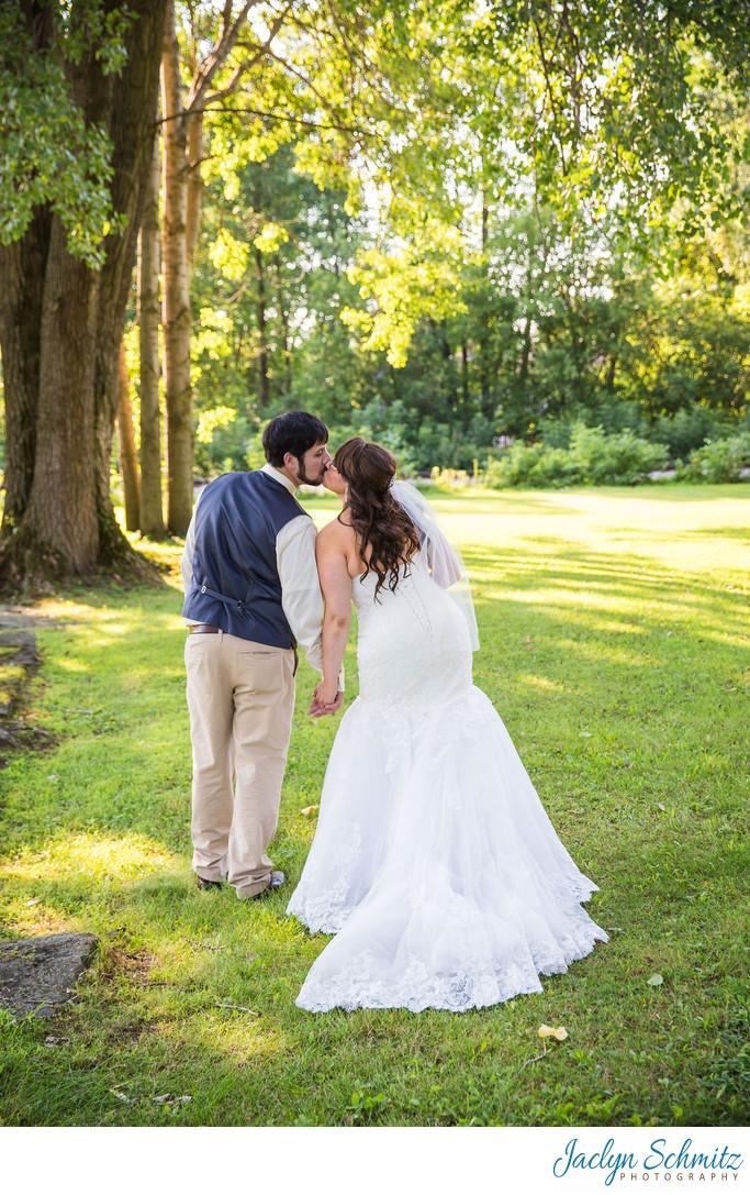 Swanton Historical Society wedding photos