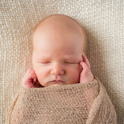 Chittenden county newborn photos