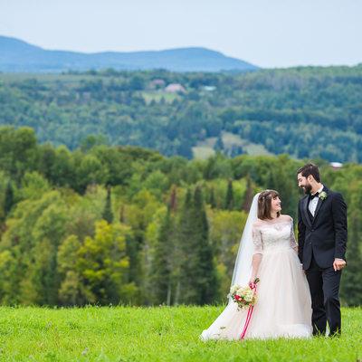 Inn at Mountainview Farm wedding photos