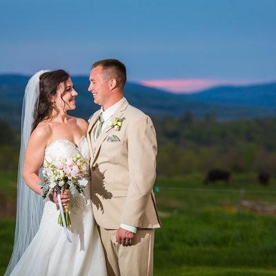 Willoughby Gap wedding photos