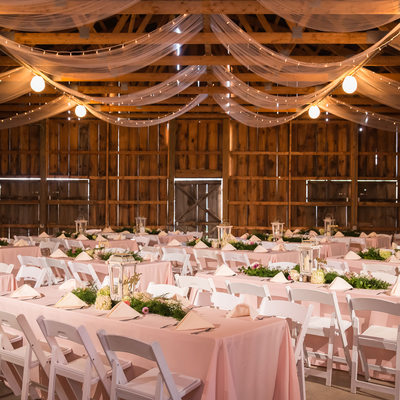 Franklin County Field Days wedding photo