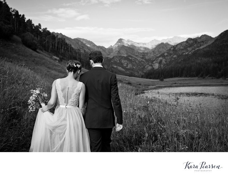 Wedding Portraits At Piney River Ranch