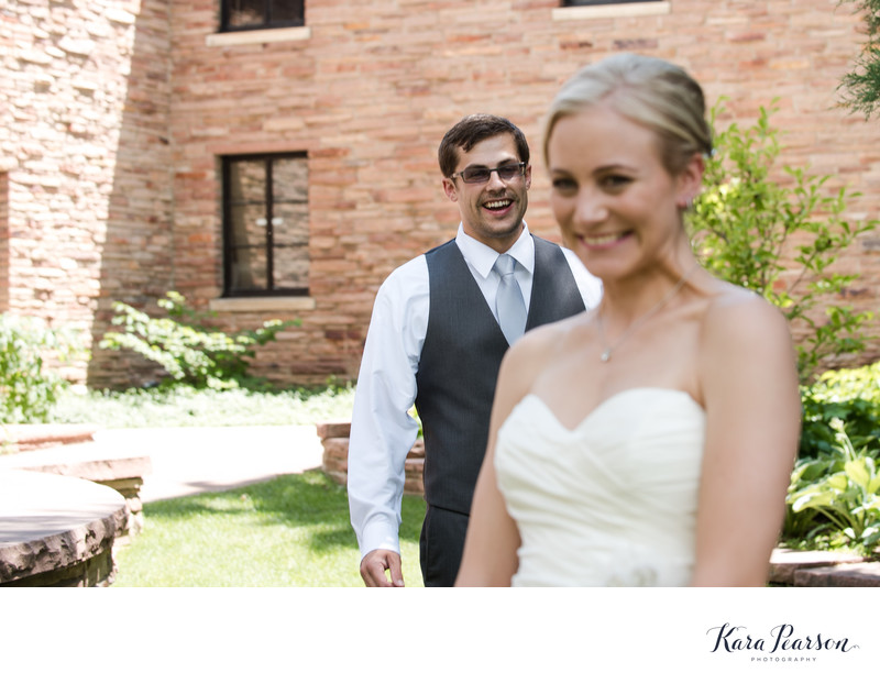 Boulder Wedding at The Varsity Lawn