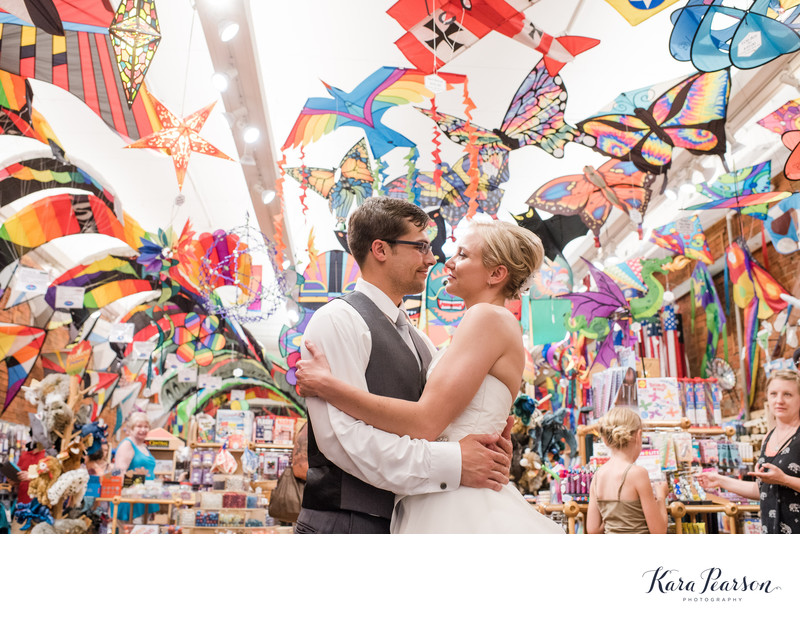 Boulder Pearl Street Wedding Portraits