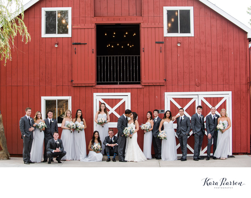 Bridal Party Crooked Willow Farms