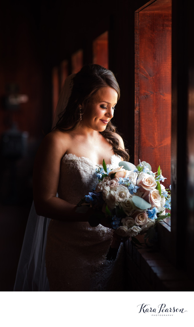 Crooked Willow Farms Bridal Portraits