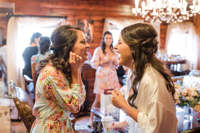 Wedding At Crooked Willow Farms