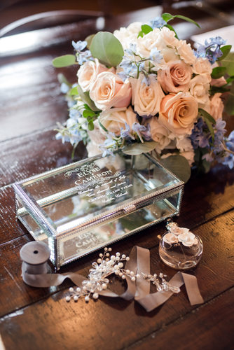 Crooked Willow Farm Rustic Wedding