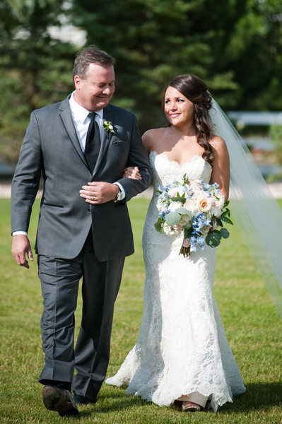 Larkspur Crooked Willow Farms Wedding