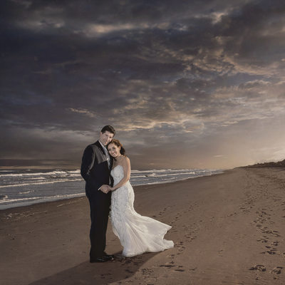 Beach wedding in Ponte Vedra Club & Inn