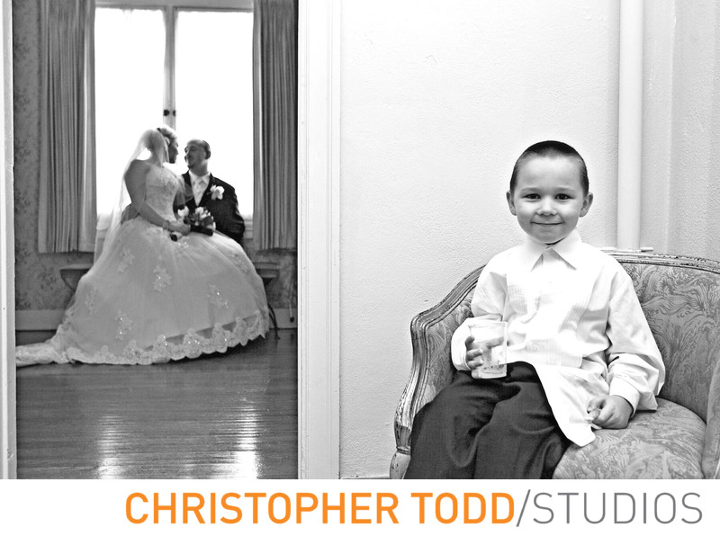 Orange County Wedding Portraits