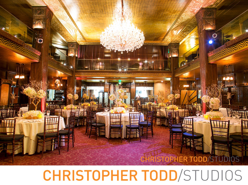 Cicada Restaurant Photographer | Christopher Todd Studios