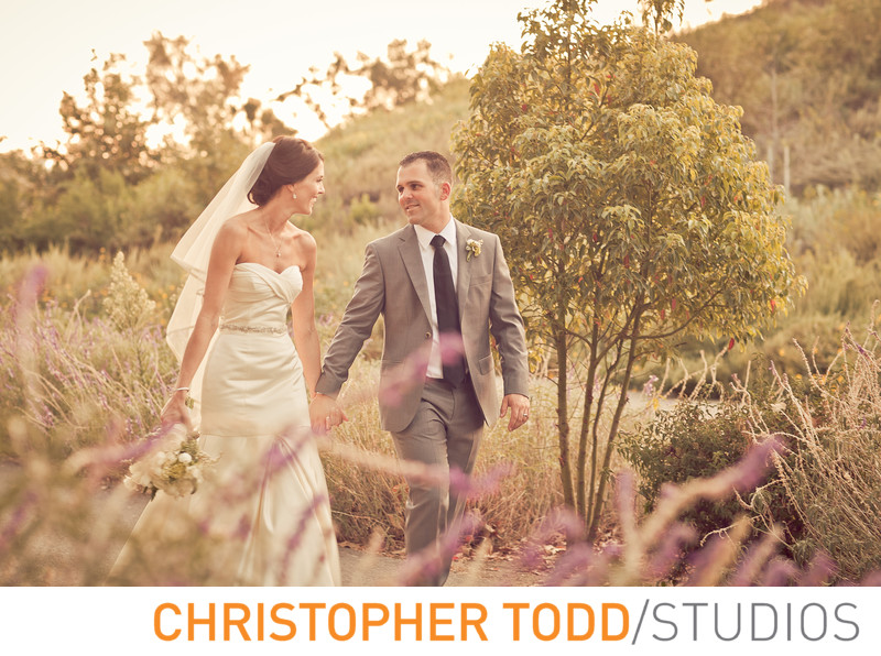 Arroyo Trabuco Golf Club Wedding Couple