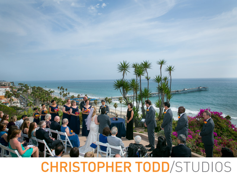 Casa Romantica Wedding Ceremony