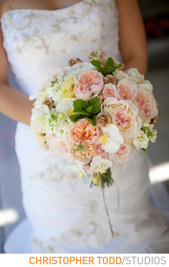 Brides Bouquet Hyatt Huntington