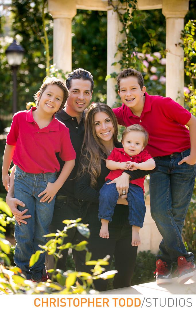 Orange County Family Portraits