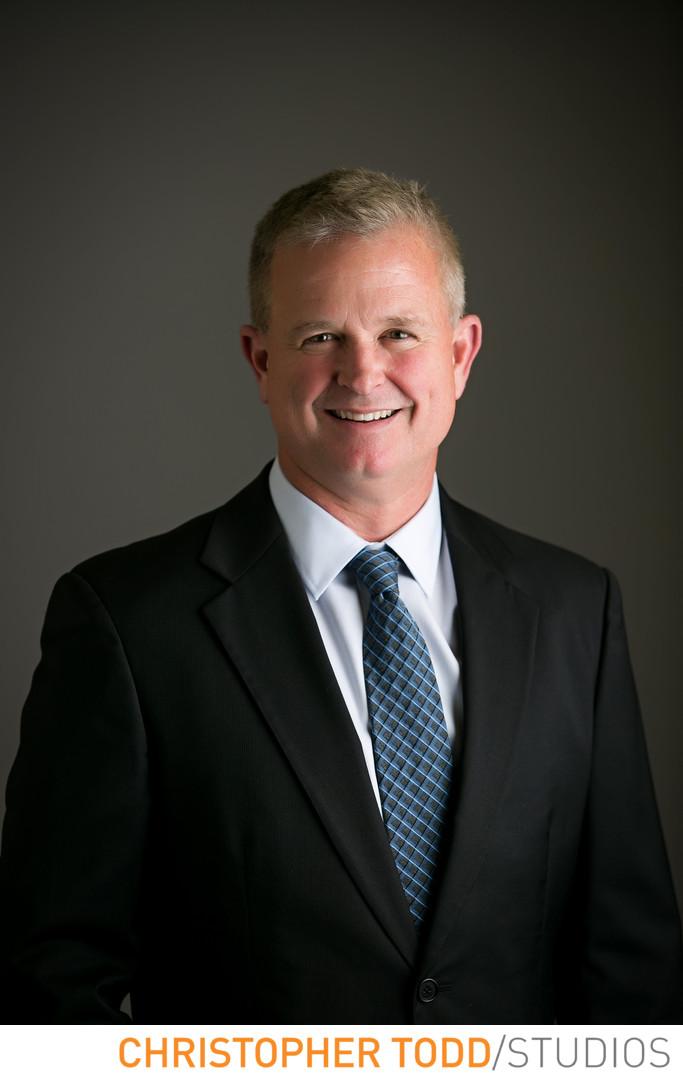 Orange County Corporate Headshot