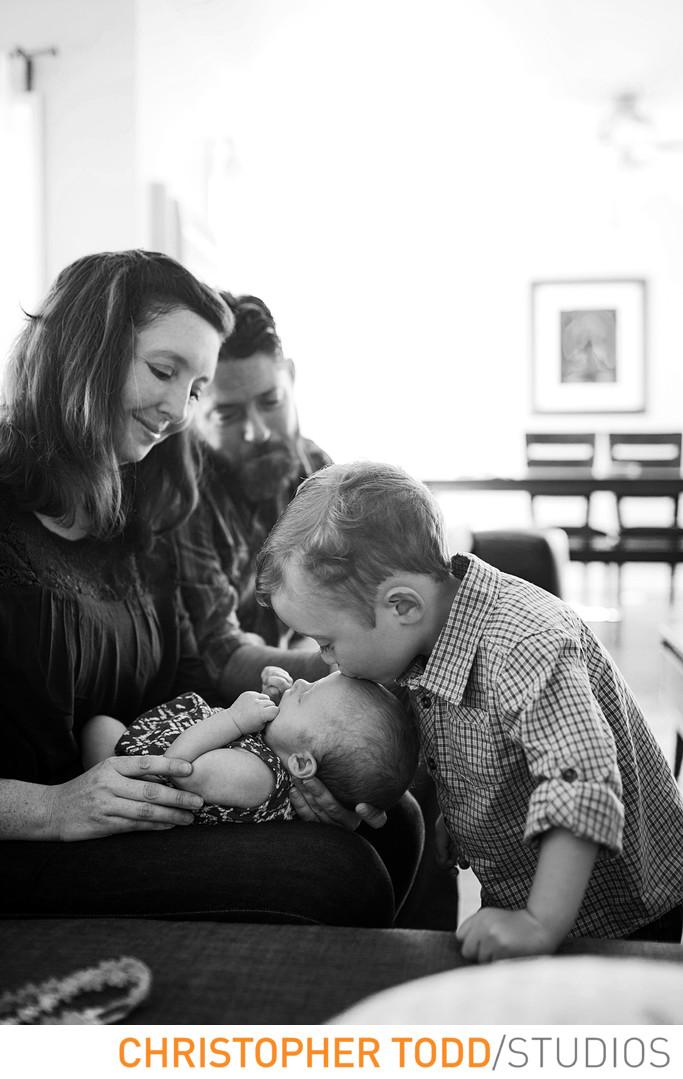 Newborn and Family Lifestyle Photographer Orange County