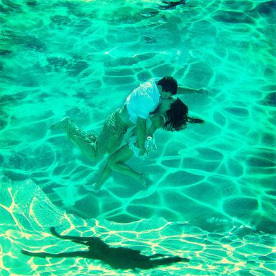 underwater engagement