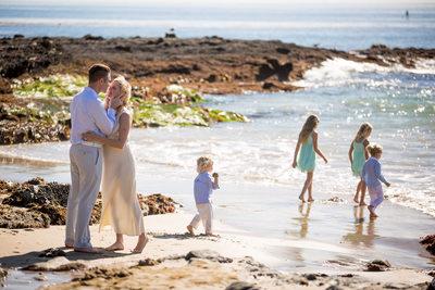 Laguna Beach Family Portrait