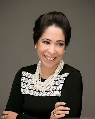 Orange County Female Financial Executive Headshot