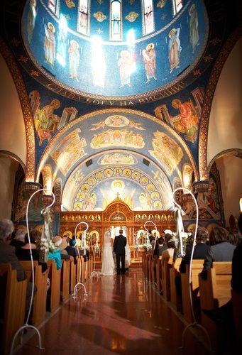 Saint Sophia Cathedral Wedding Photographer