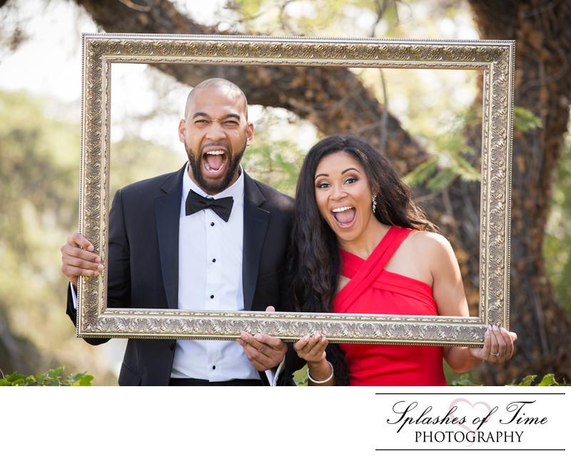 Greystone Mansion Engagement Photographer