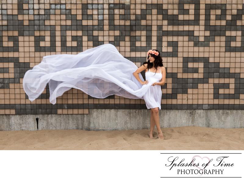 Manhattan Beach Engagement Photographer