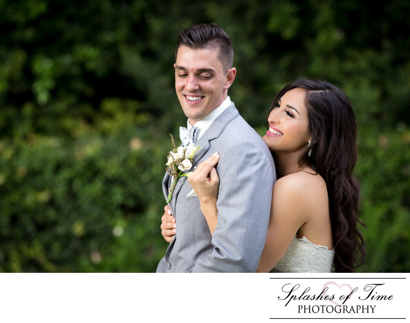 Richard Nixon Library Wedding Photographer