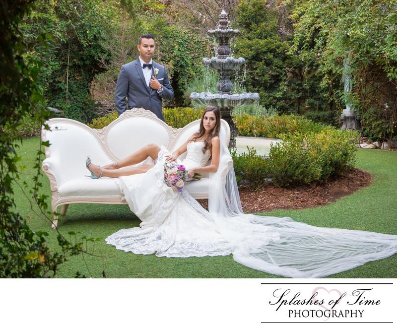 Twin Oaks House Wedding Photographer