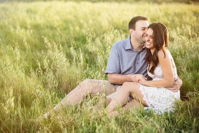 Laguna Beach Park Engagement Photographer
