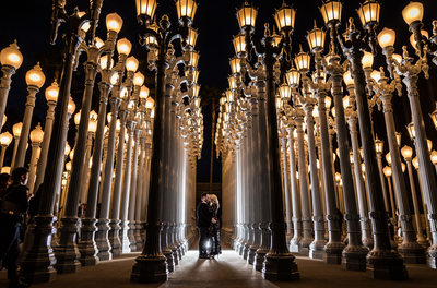 LACMA Wedding Photographer