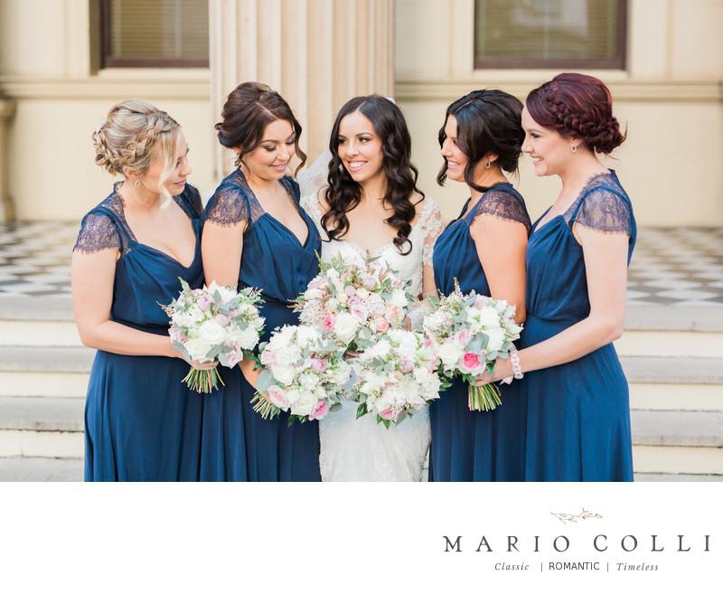Brisbane Customs House wedding photos