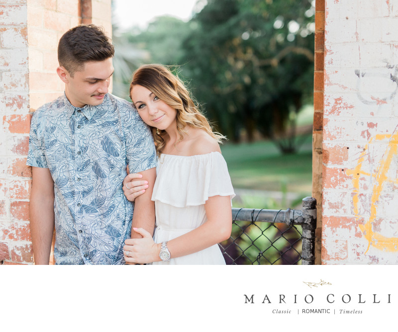 Brisbane powerhouse engagement photo locations 2