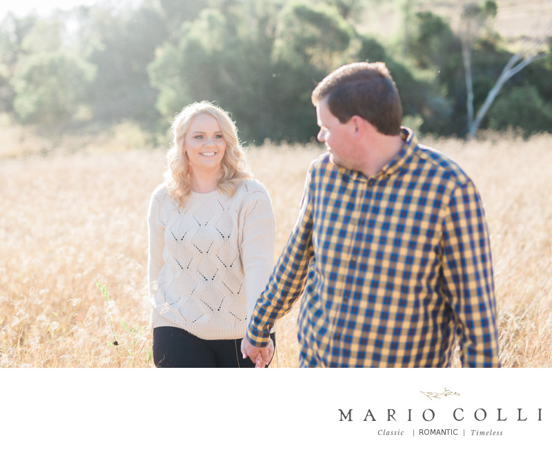 Brisbane Country engagement photo locations