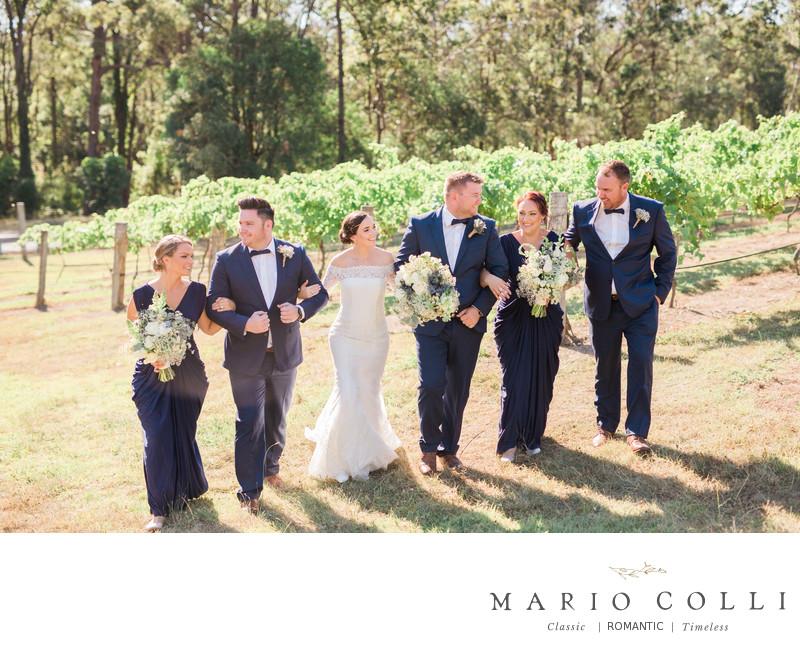 Best Brisbane Wedding photographer Sirromet winery