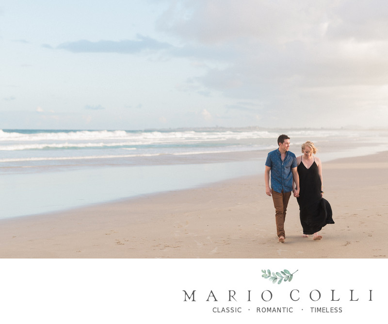 Best Kingscliff wedding photographer Fingal head