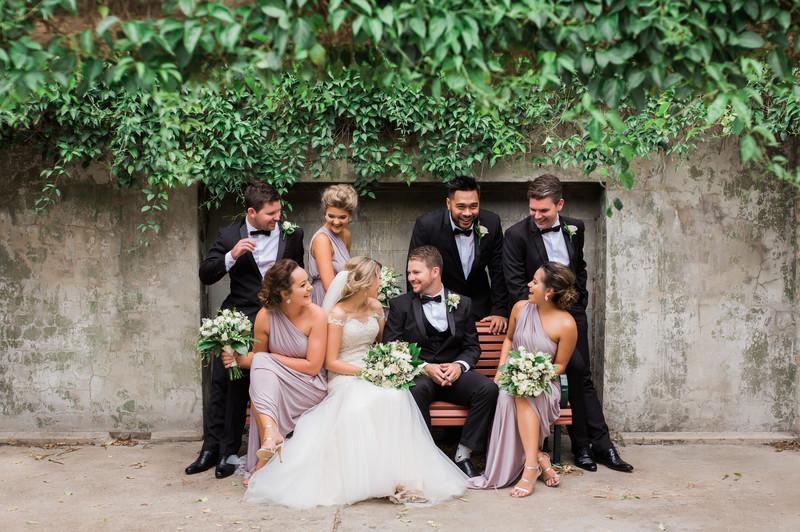 Brisbane wedding photographer - Brisbane Powerhouse