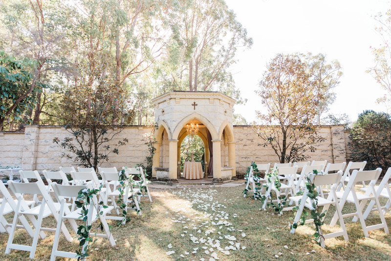 best gold coast wedding venues evergreen garden