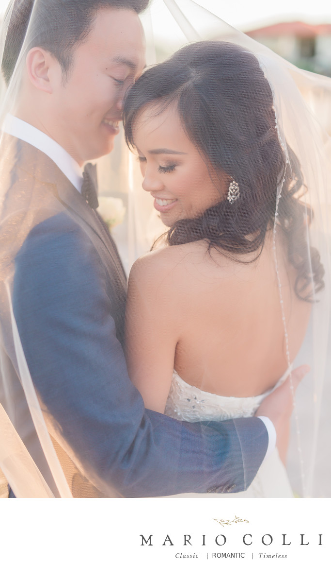 Wedding photos at Links Hope island