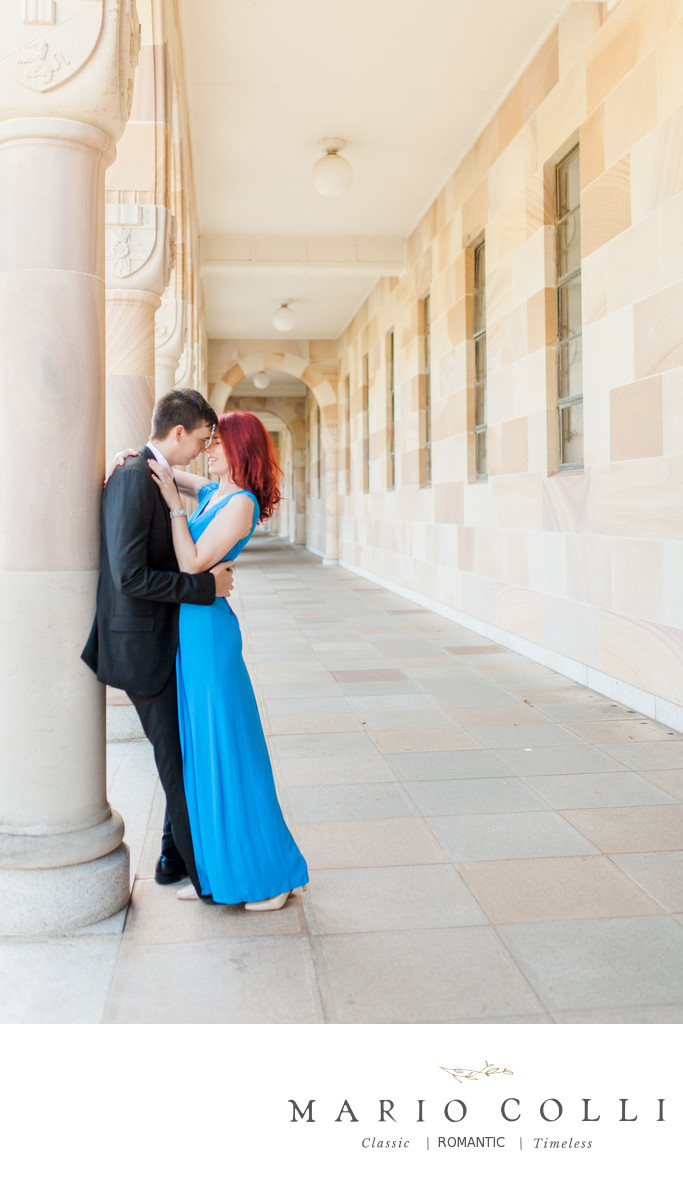 Brisbane wedding photography locations Uq university
