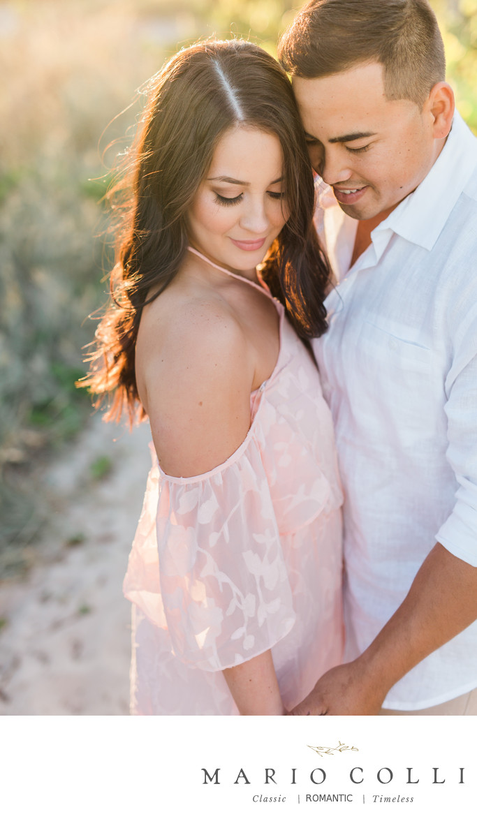 Beach engagement shoot Gold Coast 6