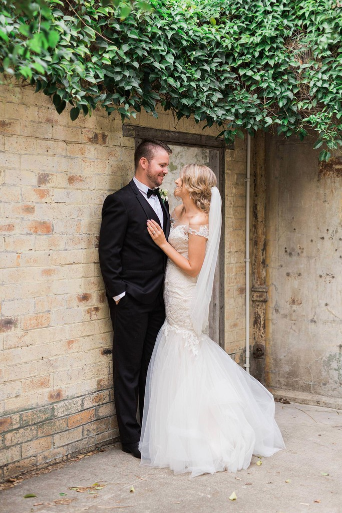 Brisbane Powerhouse Wedding Photographer