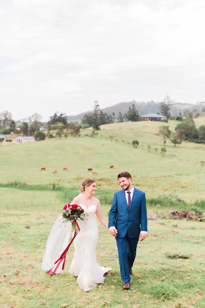 Samsonvale Hall wedding photography Samford Brisbane