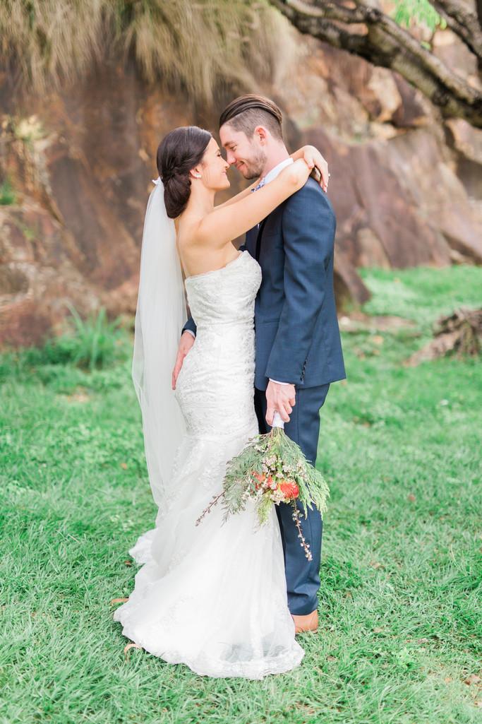 Kangaroo point wedding photos